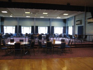 Tilbury Community Centre Banqueting Suite the ideal venue for weddings, functions and Dinner dances