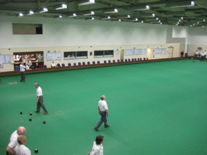 Tilbury Community Centre Indoor Bowls Leisure Facility