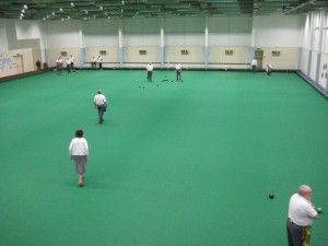 Tilbury Community Centre Indoor Bowls Hall