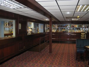 Banqueting Suite Bar Area