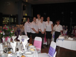 Waitressing Staff